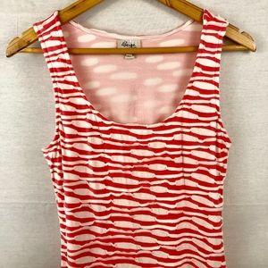 Eci *LIKE NEW* Summer Maxi Dress sz M